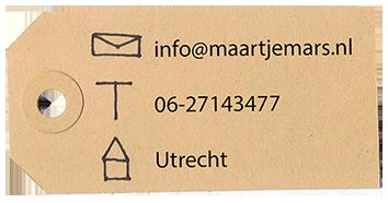 contact maartje mars
